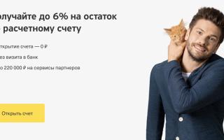 Расчетный счета в Тинькофф за 1 день (РКО): открыть, тарифы для ИП и ООО